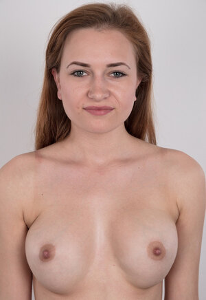 Now there's really nothing to save Russian diva Nadia Bella from showing off titties
